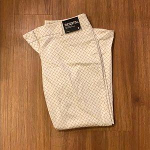 New York and Company Cropped Slacks